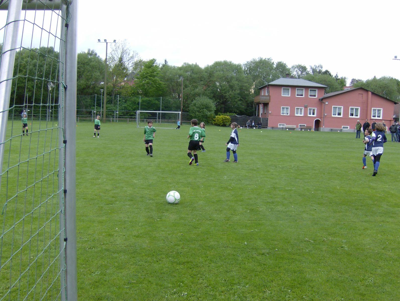 Die Fussball-Jugend des ASV Laineck - Jugendfussball in Bayreuth