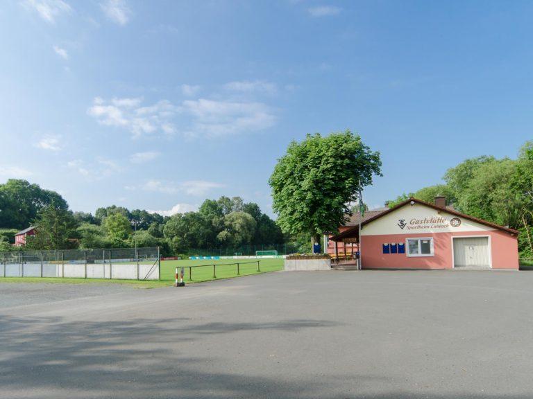 Unsere Sportgaststätte & Sportheim in Bayreuth - ASV Laineck